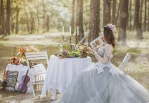 decoración de bodas